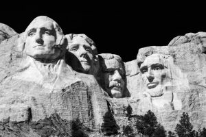 American Presidents Mount Rushmoor