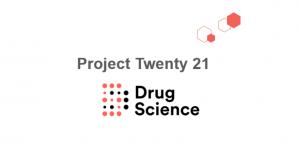 Logo Project Twenty21 Drug Science